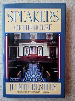 Speaker of the House (Democracy in Action): Bentley, Judith