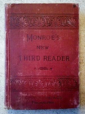 Monroe's New Third Reader: Monroe, Mrs. Lewis