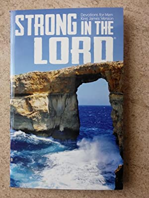 Strong in the Lord: Devotions for Men: Sutton, A. Trevor