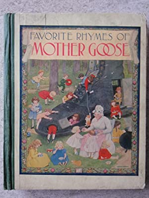 Favorite Rhymes of Mother Goose