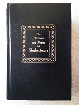 The Histories and Poems of Shakespeare: Players: Shakespeare, William