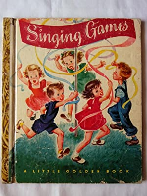 The Little Golden Book of Singing Games