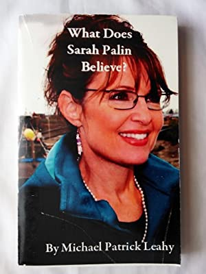 What Does Sarah Palin Believe? Post-Denominational Christianity in Today's Public Arena