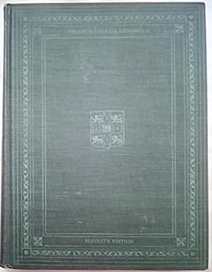 The Encyclopaedia Britannica Volume VII & VIII: A Dictionary of Arts, Sciences, Literature and Ge...