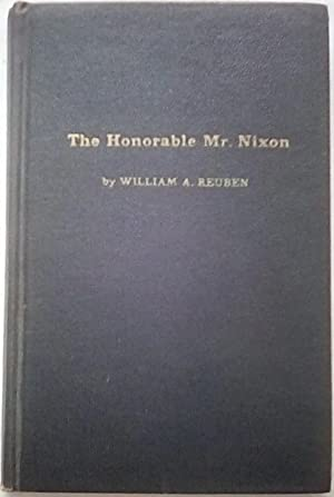The Honorable Mr. Nixon