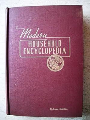Modern Household Encyclopedia: Deluxe Edition: De Both, Jessie