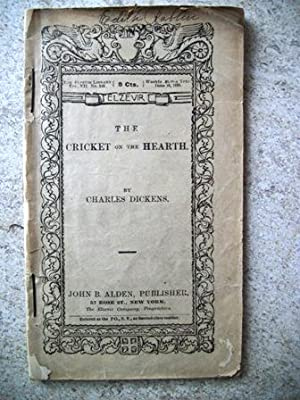 The Cricket and the Hearth