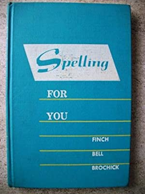 Spelling for You