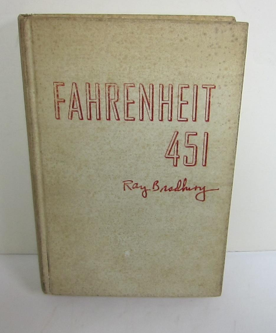 Fahrenheit 451 By BRADBURY, RAY.: Signed By Author(s