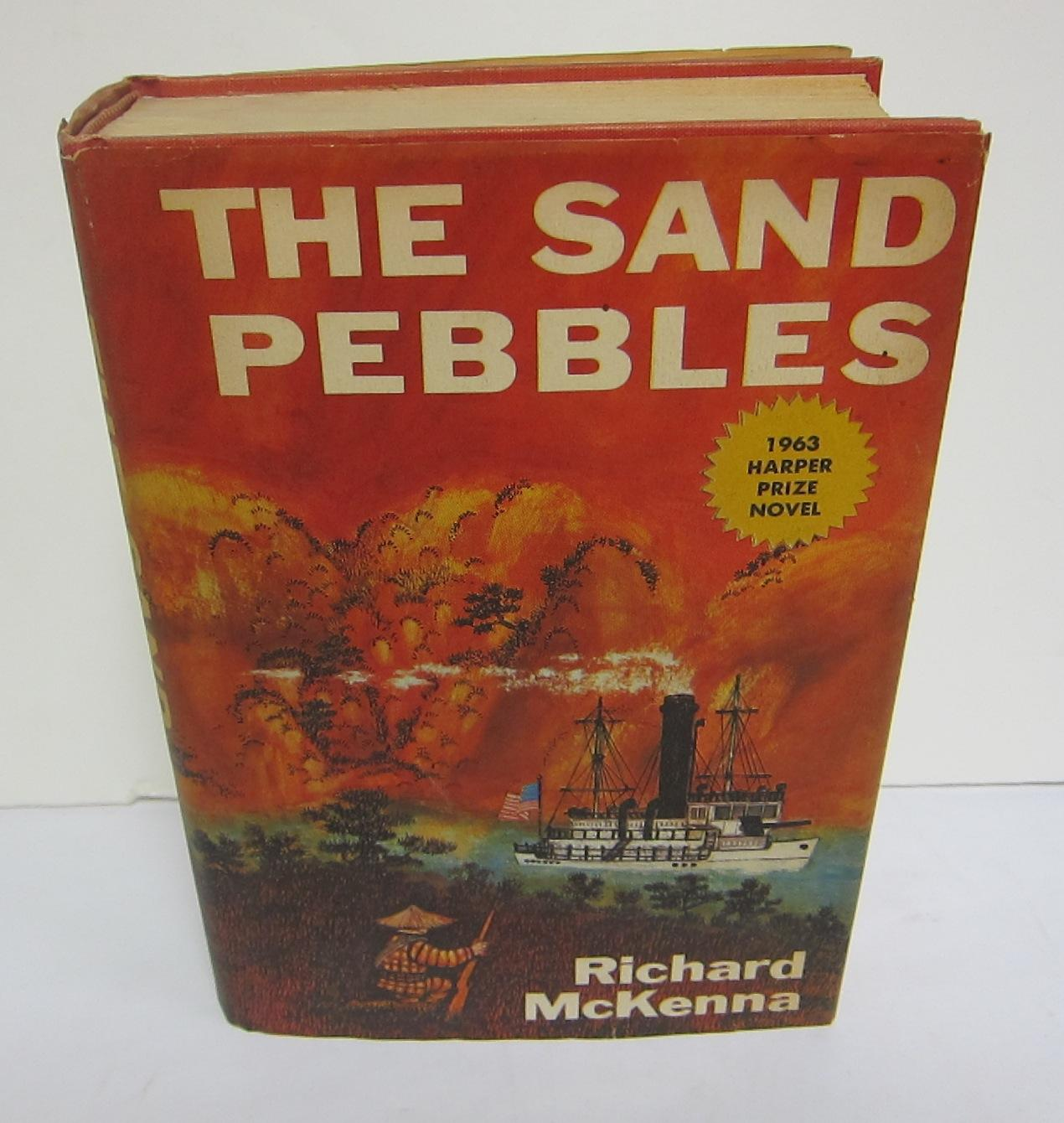 The Sand Pebbles MCKENNA, RICHARD.