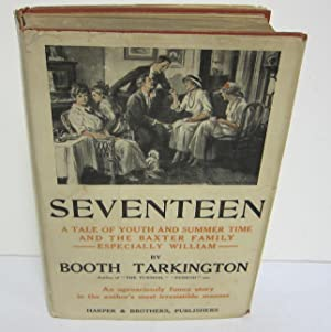Seventeen: TARKINGTON, BOOTH.