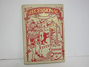 Recessional. Decorations in Color by Blanche McManus: ILLUSTRATED BOOKS] KIPLING,