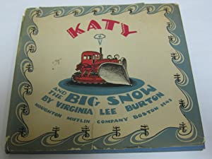 Katy and the Big Snow: CHILDRENÕS BOOKS] BURTON,
