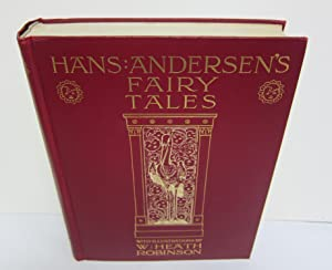 Hans Andersen's Fairy Tales. With Illustrations by: ILLUSTRATED BOOKS] ANDERSEN,