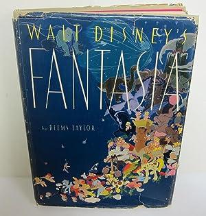 Walt Disney's Fantasia. With a Foreword by: DISNEY, WALT] TAYLOR,