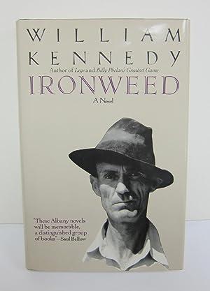 Ironweed: KENNEDY, WILLIAM.