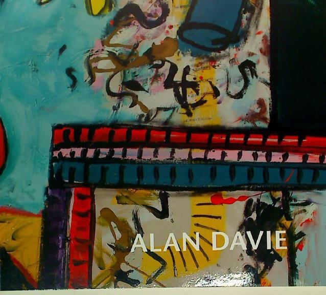 Alan Davie. The Eternal Conjurer.: Davie, Alan