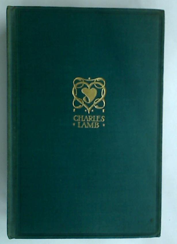 The Last Essays of Elia. Edited by: Lamb, Charles