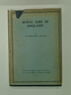 Rural Life in England.: Irving, Washington