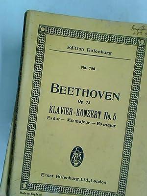 Klavier-Konzert No. 5, Opus 73. Miniature Score.: Beethoven, Ludwig van