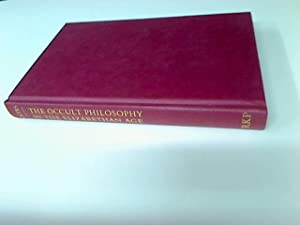 The Occult Philosophy in the Elizabethan Age.: Yates, Frances
