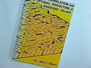 Spatial Autocorrelation and the Optimal Prediction of: Sibert, John