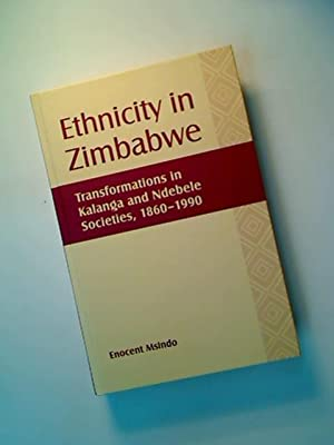 Ethnicity in Zimbabwe. Transformations in Kalanga and: Msindo, Enocent