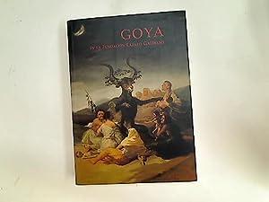 Goya en la Fundacion Lazaro Galdiano.: Glendinning, Nigel et