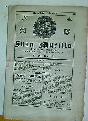 Juan Murillo. Drama in drei Abteilungen. Nach: Merville, M