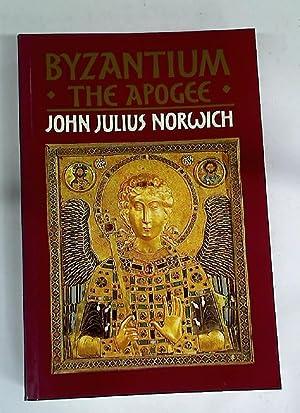 Byzantium. The Apogee.: Norwich, John Julius