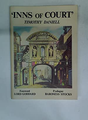 A Literary Excursion to the Inns of: Daniell, Timothy