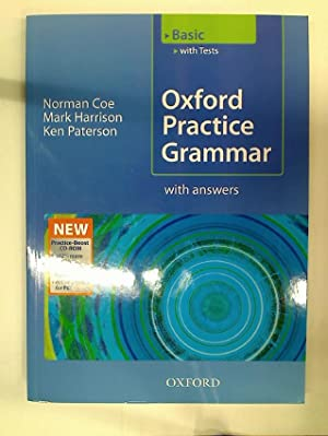 Oxford Practice Grammar, with Answers.: Coe, Norman