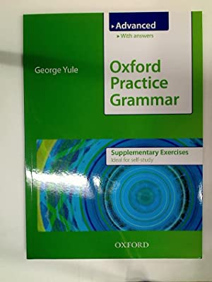 Oxford Practice Grammar. Advanced with answers. Supplementary: Eastwood, John