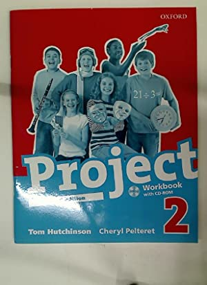 Project 2. Workbook with CD-ROM.: Hutchinson, Tom