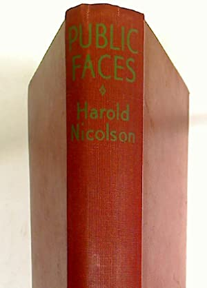 Public Faces.: Nicolson, Harold