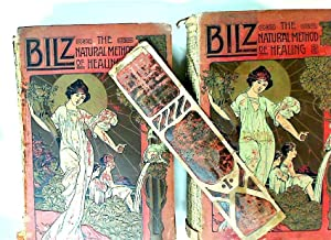 The Natural Method of Healing: A New: Bilz, F E