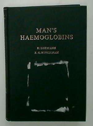 Man's Haemoglobin, Including the Haemoglobinopathies and their: Lehmann, Hermann ;