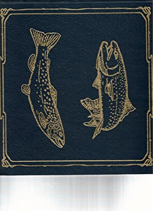 Trout and Salmon of North America. Illustrated by Joseph R. Tomelleri, foreword by Thomas McGuane, ...