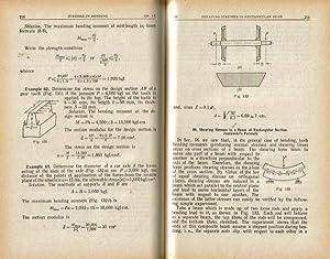 Strength Of Materials: Kinasoshvili, R.