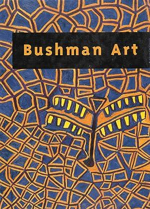 Bushman Art: Kempel, Le Roux,