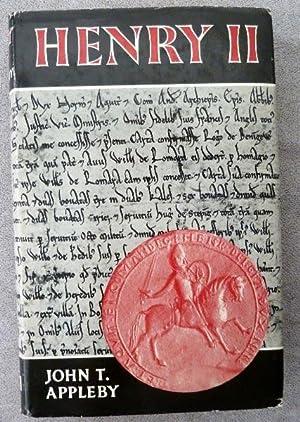 Henry II: The Vanquished King: Appleby, John T.