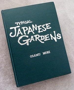 Typical Japanese Gardens: Mori, Osamu