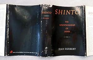 Shinto: The Fountainhead of Japan: Herbert, Jean