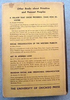 The Folk Culture of Yucatan: Redfield, Robert