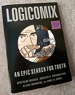 Logicomix: An Epic Search for Truth: Doxiadis, Apostolos; Papadimitriou,
