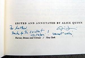 Edgar Allan Poe & The Juke-Box: Uncollected Poems, Drafts, and Fragments: Bishop, Elizabeth; ...