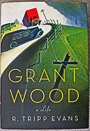 a biography of grant wood The grant wood painting american gothic is a touchstone of american culture, depicting an upright midwestern family on the farm the story behind the.
