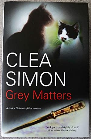 Grey Matters: SIGNED BY AUTHOR: Simon, Clea