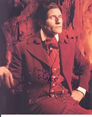 Crispin Glover Autograph Color Portrait.: Glover, Crispin.