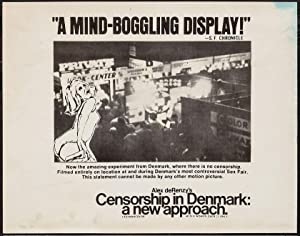 Censorship in Denmark: A New Approach (aka Pornography in Denmark). [Movie Poster].